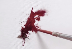 Why BBDO Russia Used Squished Mosquitos to Paint Blood Portraits