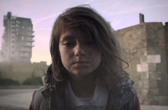 Save The Children's Brutally Real Syria Ad