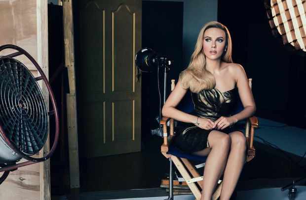 Fresh Film's Dennis Leupold Photographs Scarlett Johansson for Latest Lux Campaign