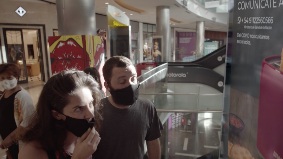 Behind the Work: How an Aromatic OOH Campaign is Helping Argentinian Commuters Suss Out Covid Symptoms
