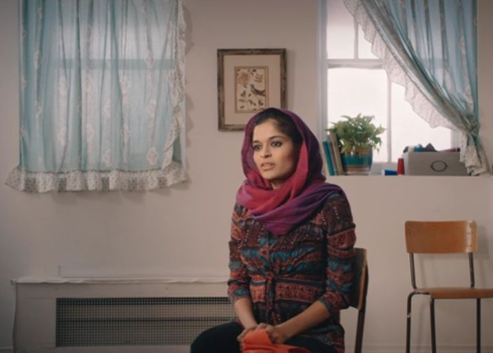 send+receive Launches Emotive New Ads for The Afghan Women's Organization