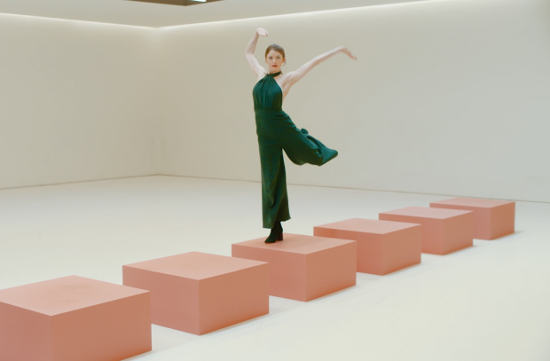 Scope Explores the Relationship between Human Form and Architecture in Latest Ad
