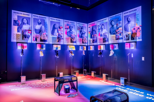 Havas Chicago's Shoe Store Highlights the 'Dream Gap' for Black History Month