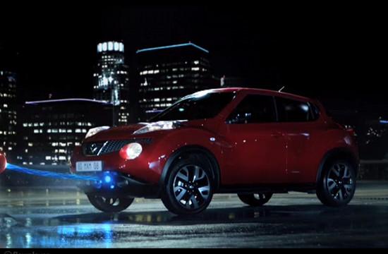 Henry de Czar's Van Baelen for Nissan