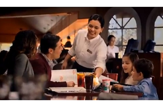 Red Lobster's First Spanish Campaign