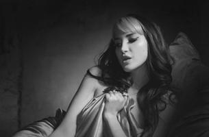 Calum Macdiarmid Shoots This Sexy & Sinister Promo for Chloe Black's '27 Club'