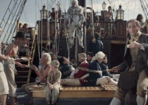 It's Mutiny at Sea in VCCP's Latest Royal London Film