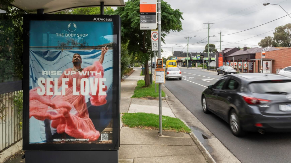 The Body Shop Takes Global Self Love Uprising Campaign Local with Havas Media Melbourne