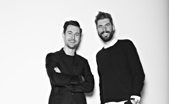 Liam Fay-Fright and Aaron Cole Launch Semaphore
