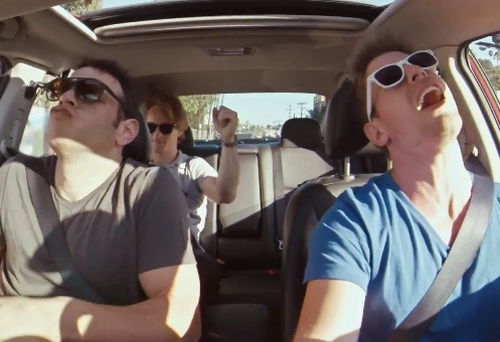 Sing Along with YouTube Star TJ Smith in TBWA\Chiat\Day LA's Nissan Spot