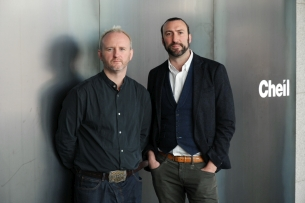 Cheil WW Names Dean Pinnington & Luke Ashton Global Creative Directors