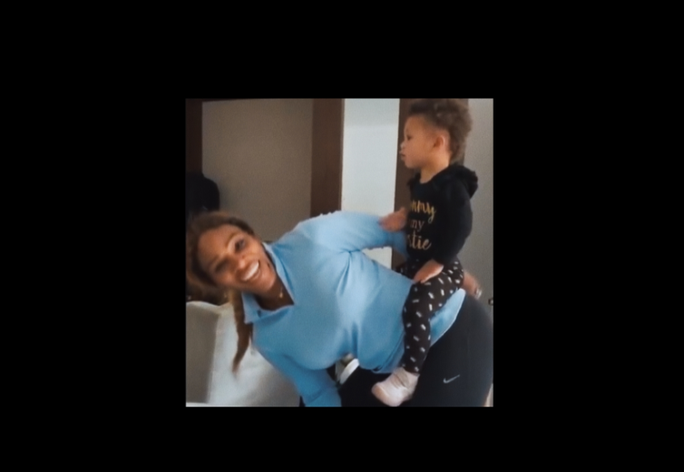Experience Serena Williams' Journey through Motherhood in New Chase Spot