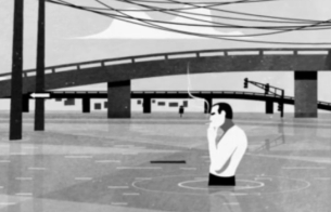 Nice & Serious Animates a Sombre Minute of Silence for Hurricane Katrina