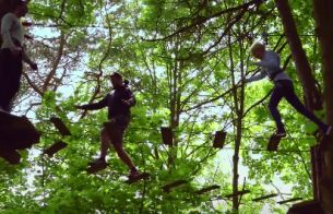 Loco and Go Ape Live Life Adventurously with New TV Campaign #TakeTheFirstStep