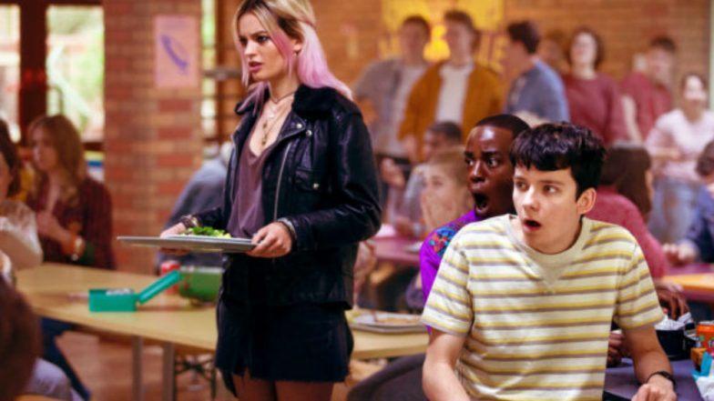 Manners McDade's Oli Julian Scores Popular Netflix Series 'Sex Education'