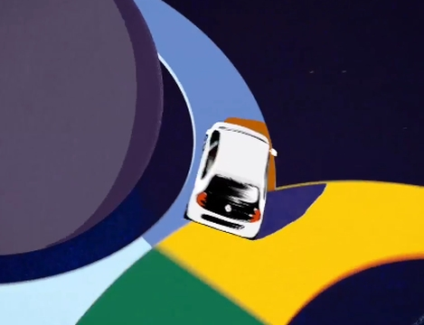 Publicis Channels Beck's 'Sexx Laws' in Psychedelic Renault Spot