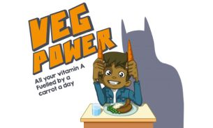 ITV and Veg Power Unite in New Initiative to Get the UK Eating Veg