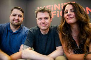 Infinite Fiction Strengthens Design and Leadership Team