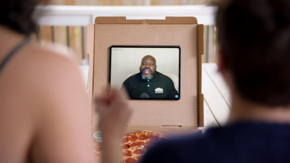 Shaquille O'Neal and Papa John's Offer Up a Slice of 'Shaq-a-Roni' Pizza
