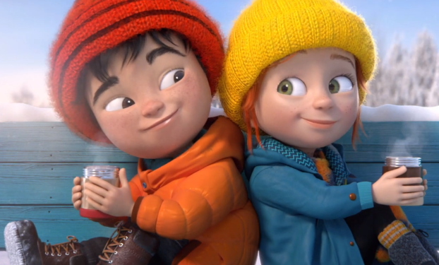 Heartwarming Festive Film Tells the Tale of Two Inseparable Food Lovers