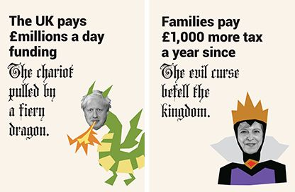 New Campaign Uses Fairy Tales to Highlight Lies in Political Advertising