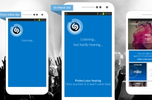 BBR Saatchi's 'The Day Shazam Went Deaf' Named Finalist at One Show