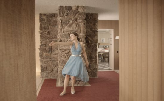 Zooey Deschanel Twirls with Canada in New She & Him Promo
