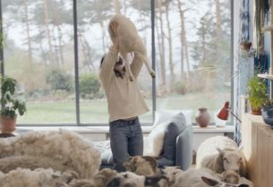 IKEA and DDB Brussels' Latest Spot  Will Make You Count Sheep