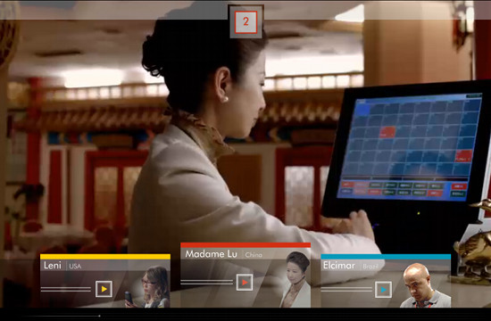 Shell Launches Interactive Film