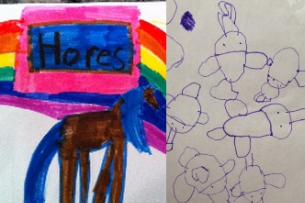 Hores & Spaceships: The Intersection of Creativity & Parenthood