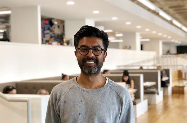 Ogilvy UK Welcomes New Executive Creative Director Shishir Patel