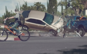 Shocking AT&T Campaign Delivers a Powerful Message on Texting While Driving