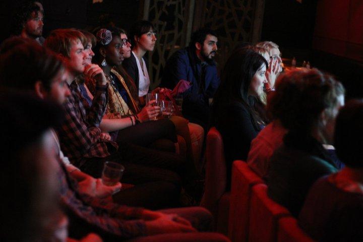 London's Short & Sweet Film Evenings in March