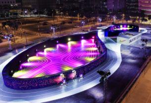 BBH APAC Leaves a Lasting Footprint with Nike's Shoe-shaped Stadium