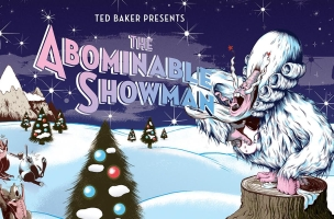 Create Your Own Abominable 'Showman' With Ted Baker's Christmas Campaign