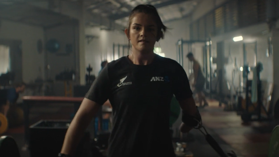 ANZ and TBWA\NZ Help Athletes Feel Support in Tokyo from Fans at Home
