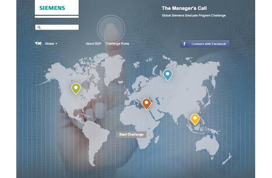 We Are Social for Siemens Graduate Program
