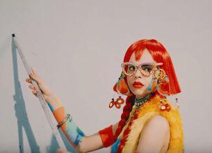 'Fashion Hobo' is the Theme of W+K Tokyo's Colourful Laforet HARAJUKU Campaign