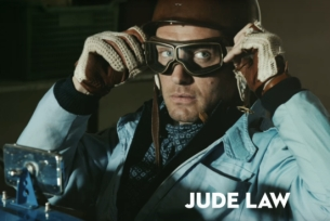 Jude Law Puts the Pedal to the Metal for Latest Johnnie Walker Film