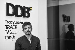 DDB Singapore Adds Sithum Walter as Senior Art Director
