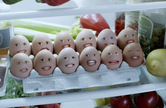 Singing Eggs for mySupermarket