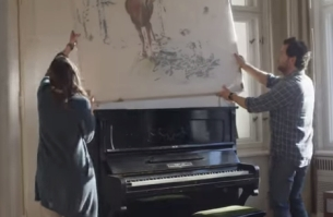 Biscuit's Tony Barry Makes a House a Home for New HSBC Spot