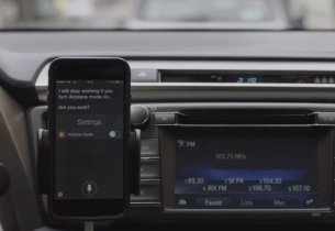 Toyota Has a 'SIRIously' Clever Way of Getting Drivers Off Their Phones