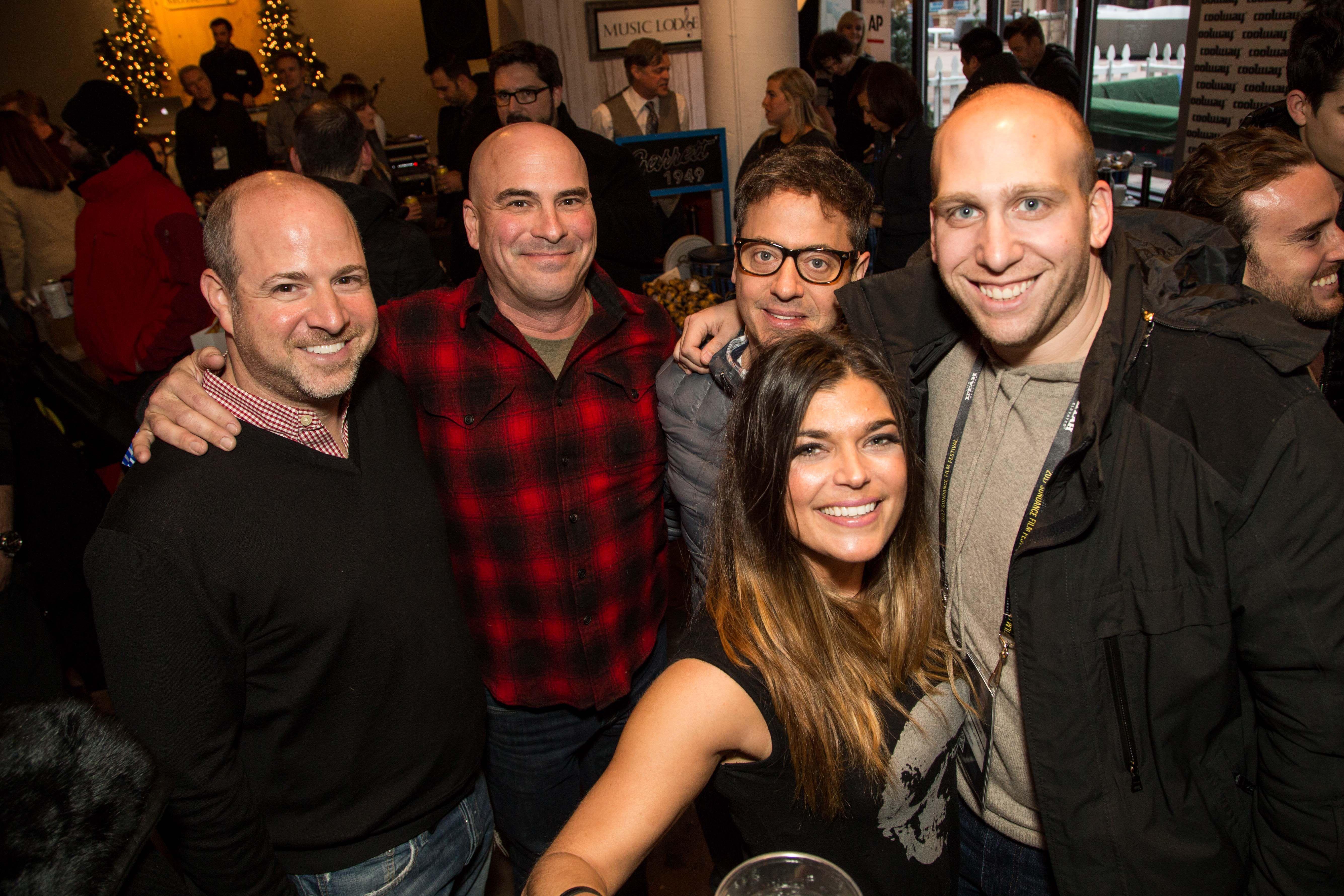 Alkemy X Gets Busy at Sundance Film Festival