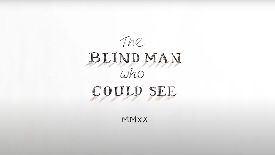The Blind Man Who Could See: A Creative Philosophy from Sir John Hegarty