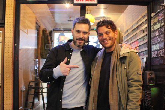 Jonathan Watts to Co-Host Monthly Adelphoi Show on Soho Radio