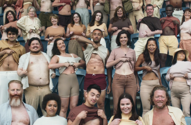 E45 Offers Straight up Skincare with a Body Positive New Spot