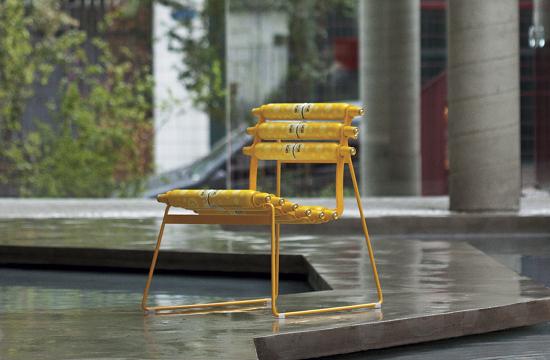 Skol Design: Drink, Decorate, Sit On It