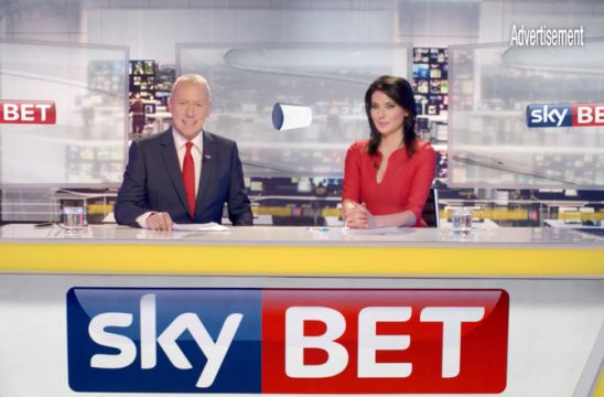 Mcgarrybowen Asks 'Are You In?' with New Sky Bet Spot