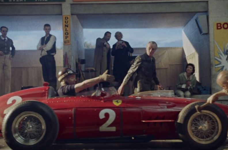 Sky Creative Agency Travels Through F1 History in New Sky Sports Campaign